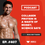 Artwork for Collagen Protein Is a Waste of Money, Science Says