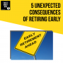 Artwork for E79 5 Unexpected Consequences of Retiring Early