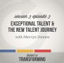 Artwork for S3E3: Exceptional Talent & The New Talent Journey | with Mervyn Dinnen