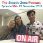 Artwork for The Skeptic Zone #584 - 22.December.2019
