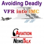 Artwork for 106 Avoiding Deadly VFR into IMC Accidents - Safety Moment with Rob Mark