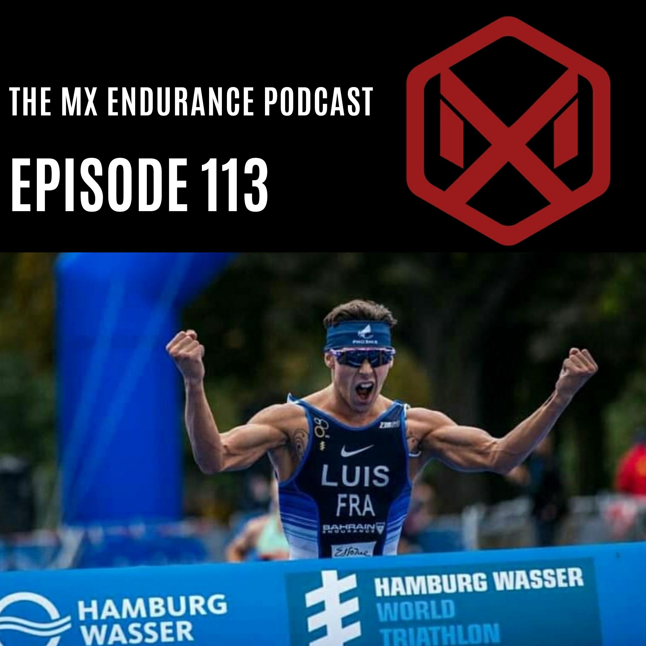 #113 - Is Iron Man the Future of Triathlon?