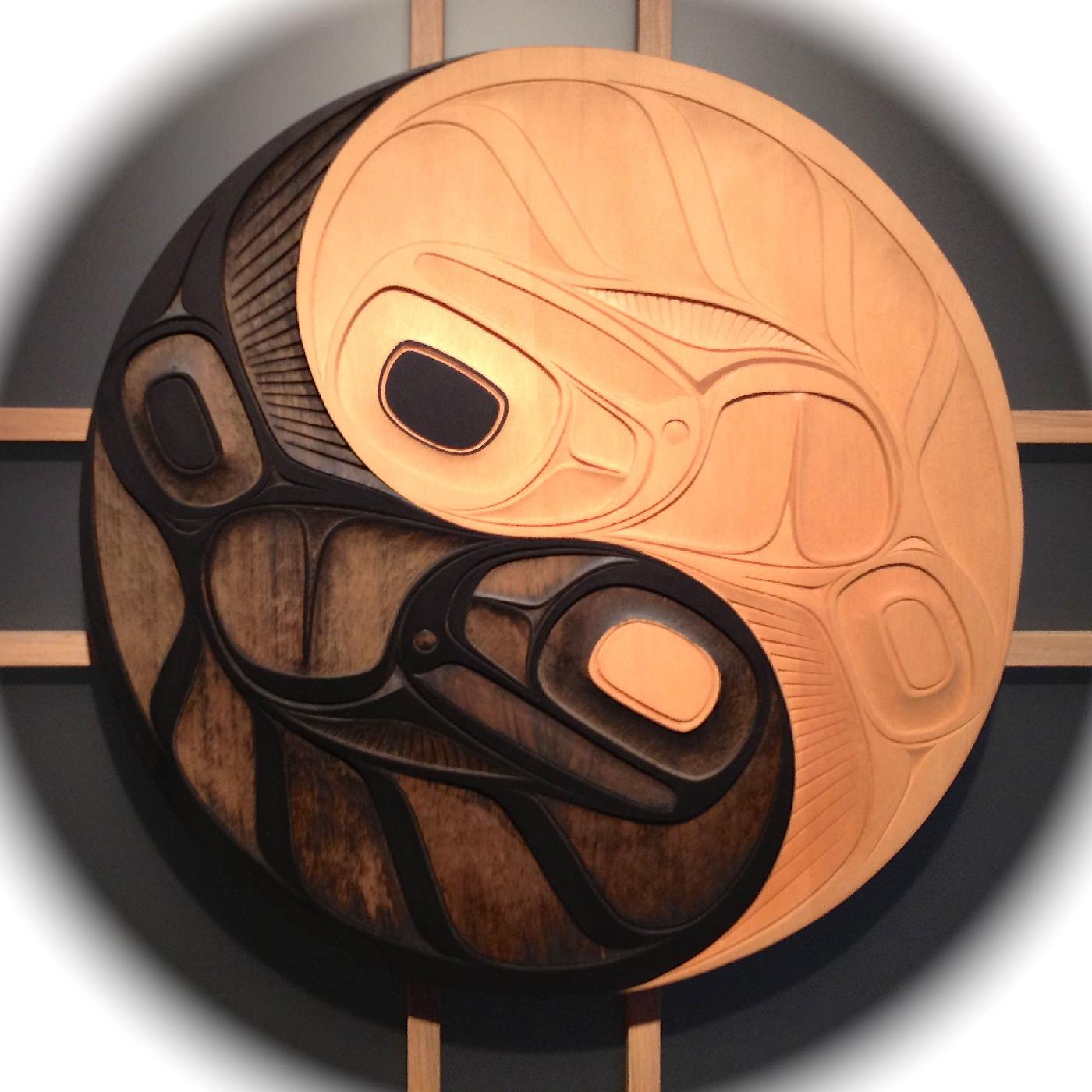 Artwork for Sun and Moon Faced Buddha