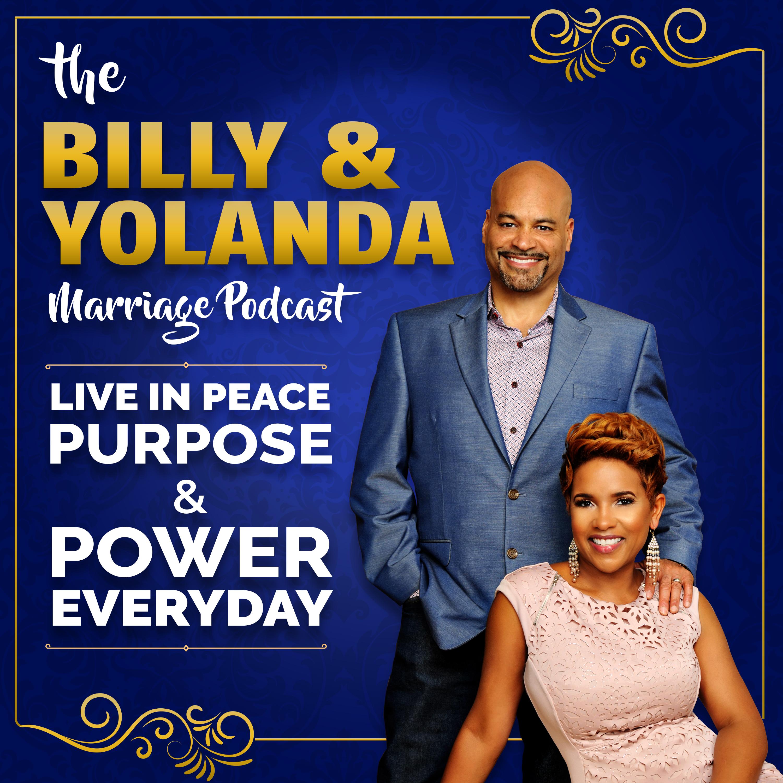The Billy & Yolanda Marriage Podcast show art