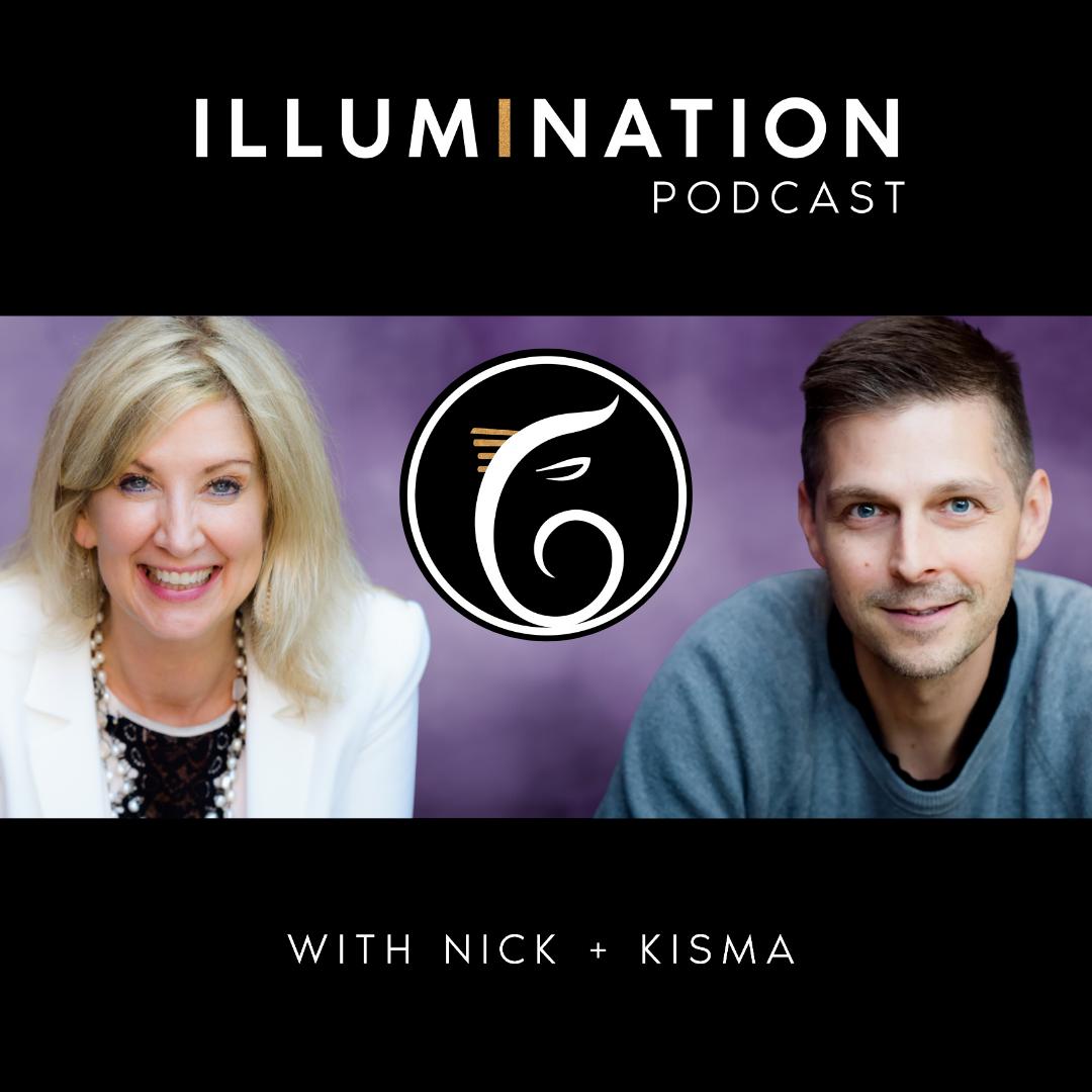 Illumination Podcast™ with Nick and Kisma show art