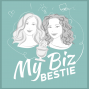 Artwork for How You Can Use Your Entrepreneur Support System to Help You Find a Biz Bestie with Jannelle Photopoulos #47