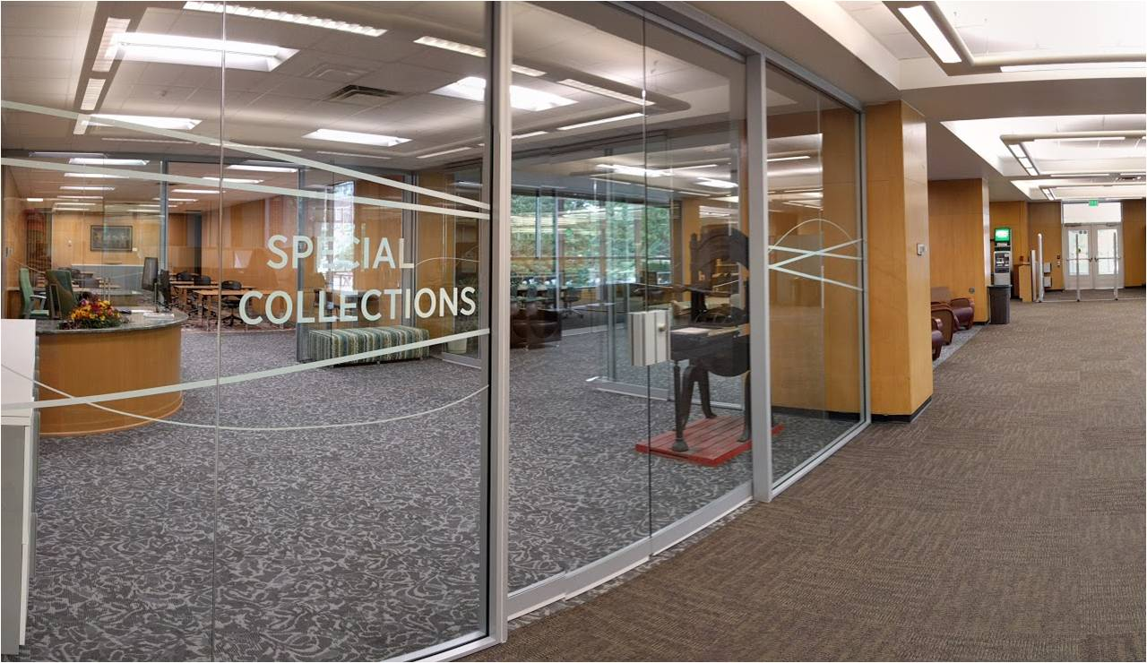 Special Collections Library New Reading Room