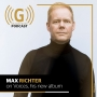 Artwork for Max Richter on Voices, his new album