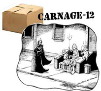 Show #4: Preview of Carnage 12