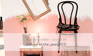 39. Colour of the year 2015