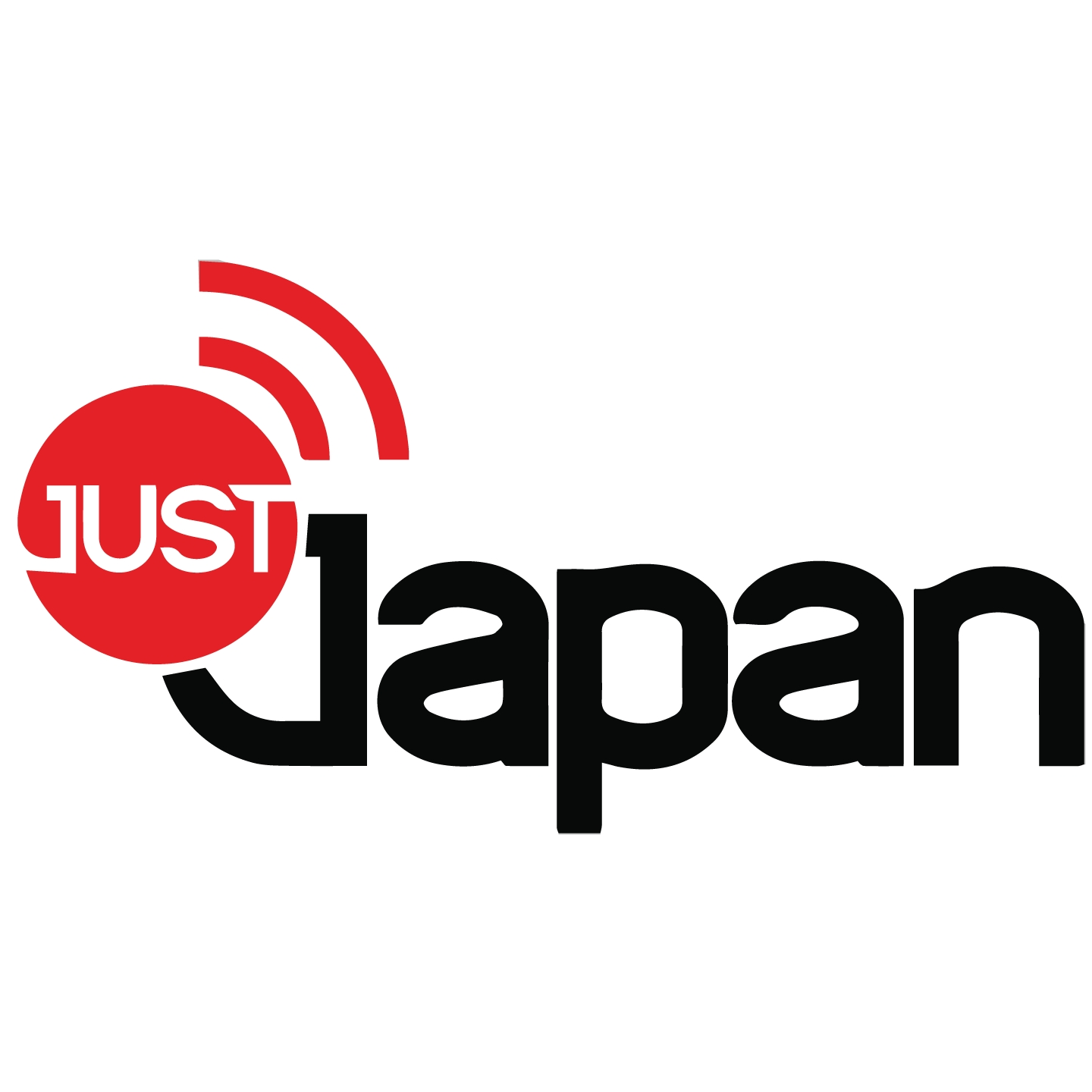 Just Japan Podcast logo