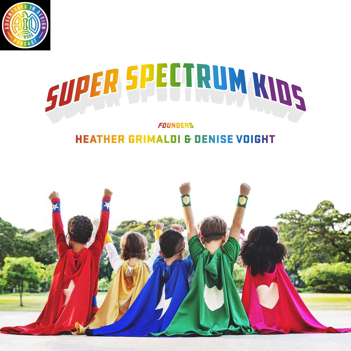 Artwork for 902 - Super Spectrum Kids