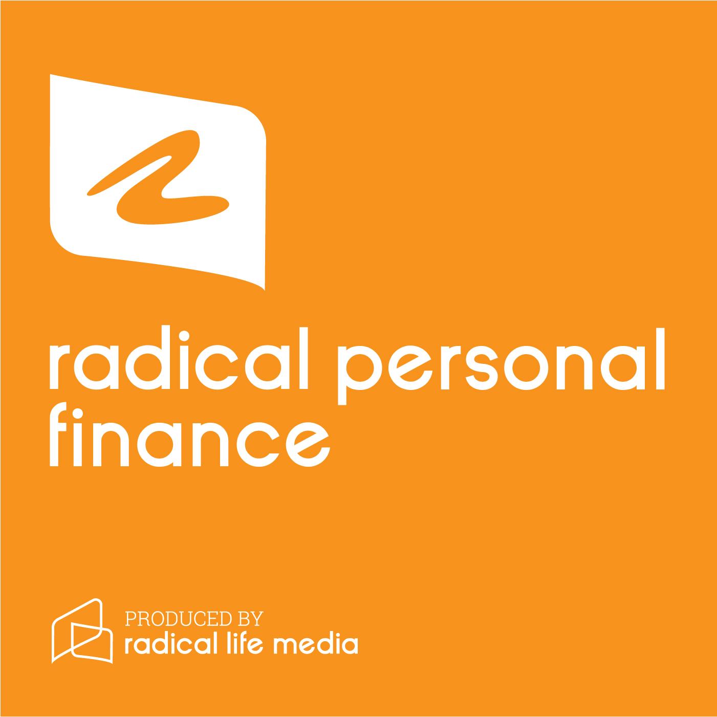 Radical Personal Finance show art