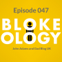 Artwork for Episode 047: John Adams and Dad Blog UK