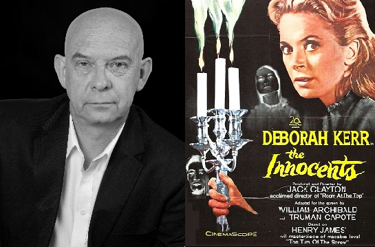 Doug Bradley and the End of The Innocents