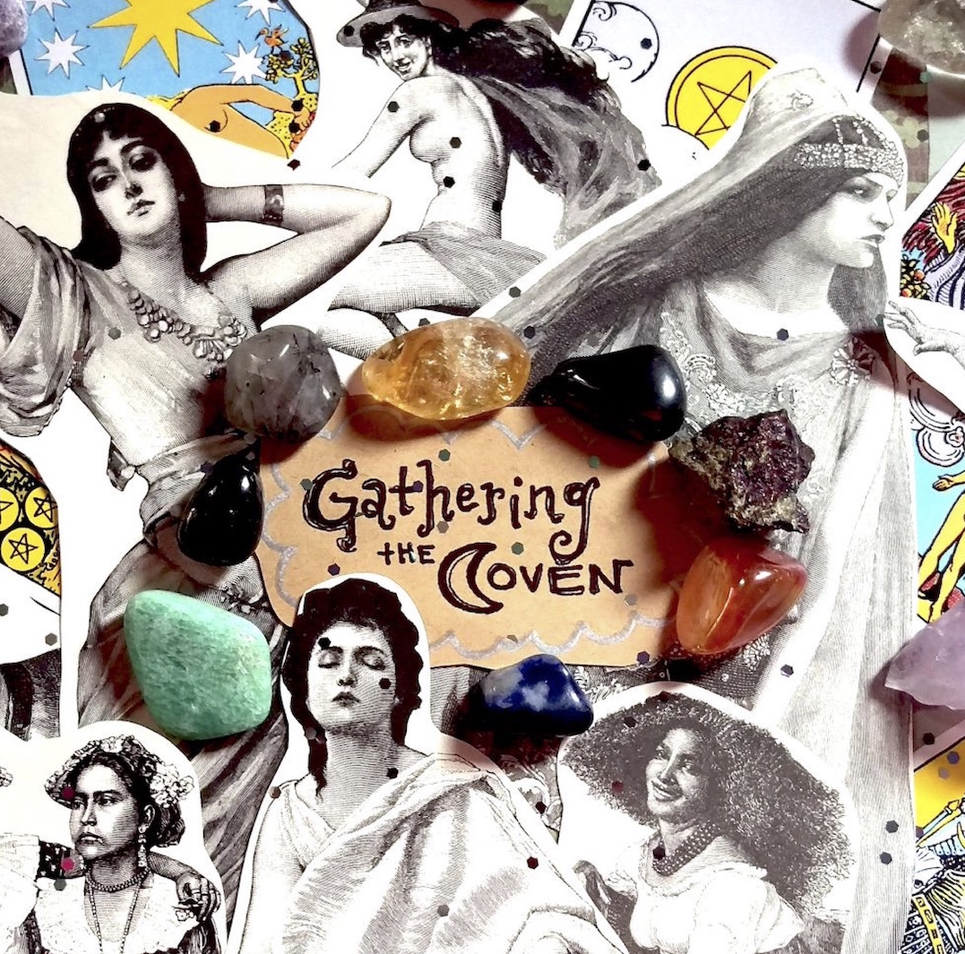 Gathering the Coven: A Talk Show for Witches show art