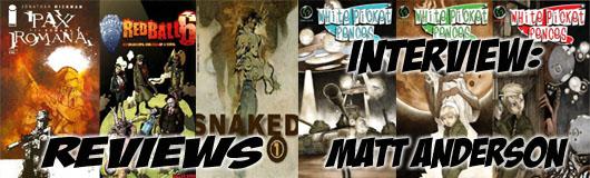 Episode 121 - Matt Anderson