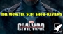 Artwork for The Monster Scifi Show Podcast - Captain America Civil War