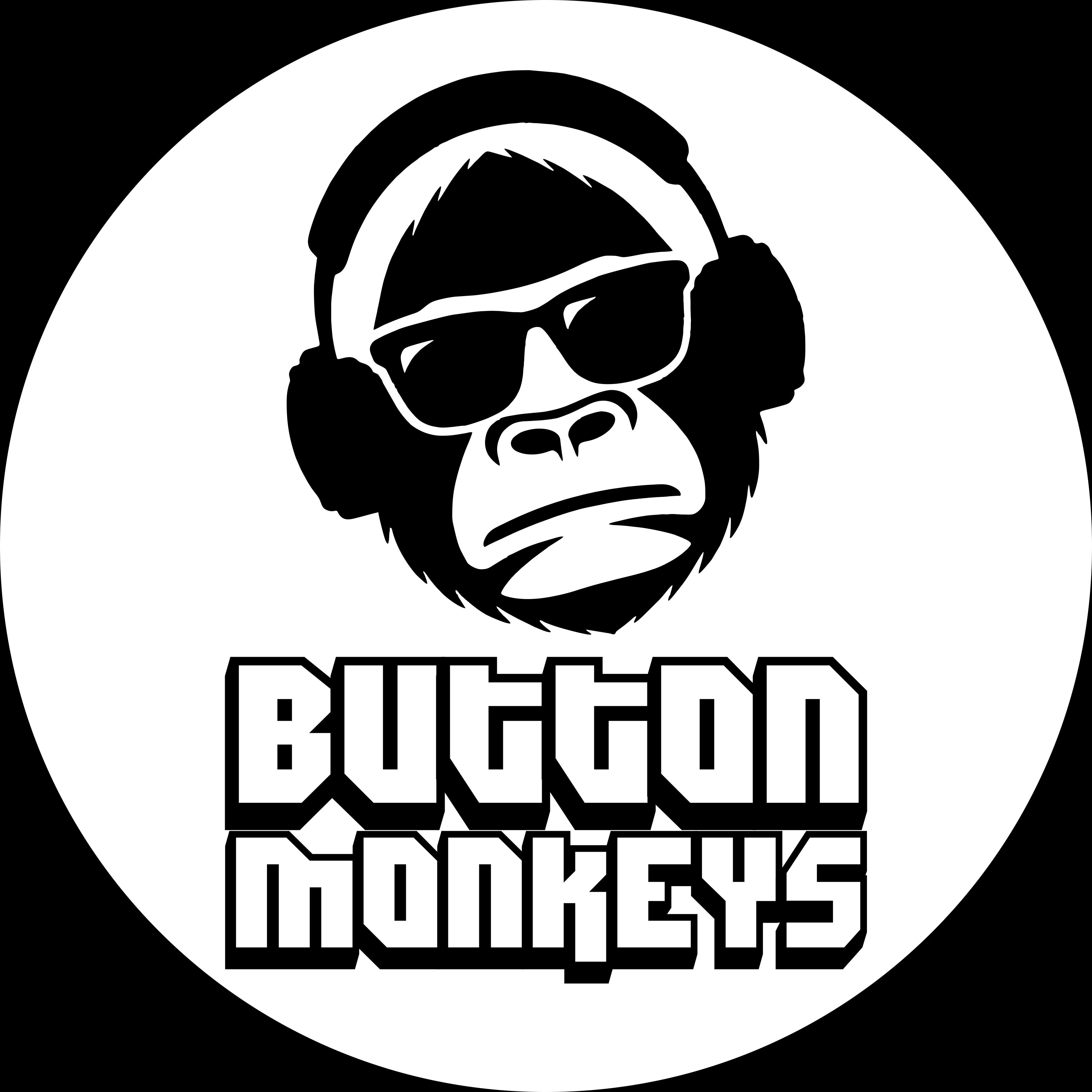 Button Monkeys show art