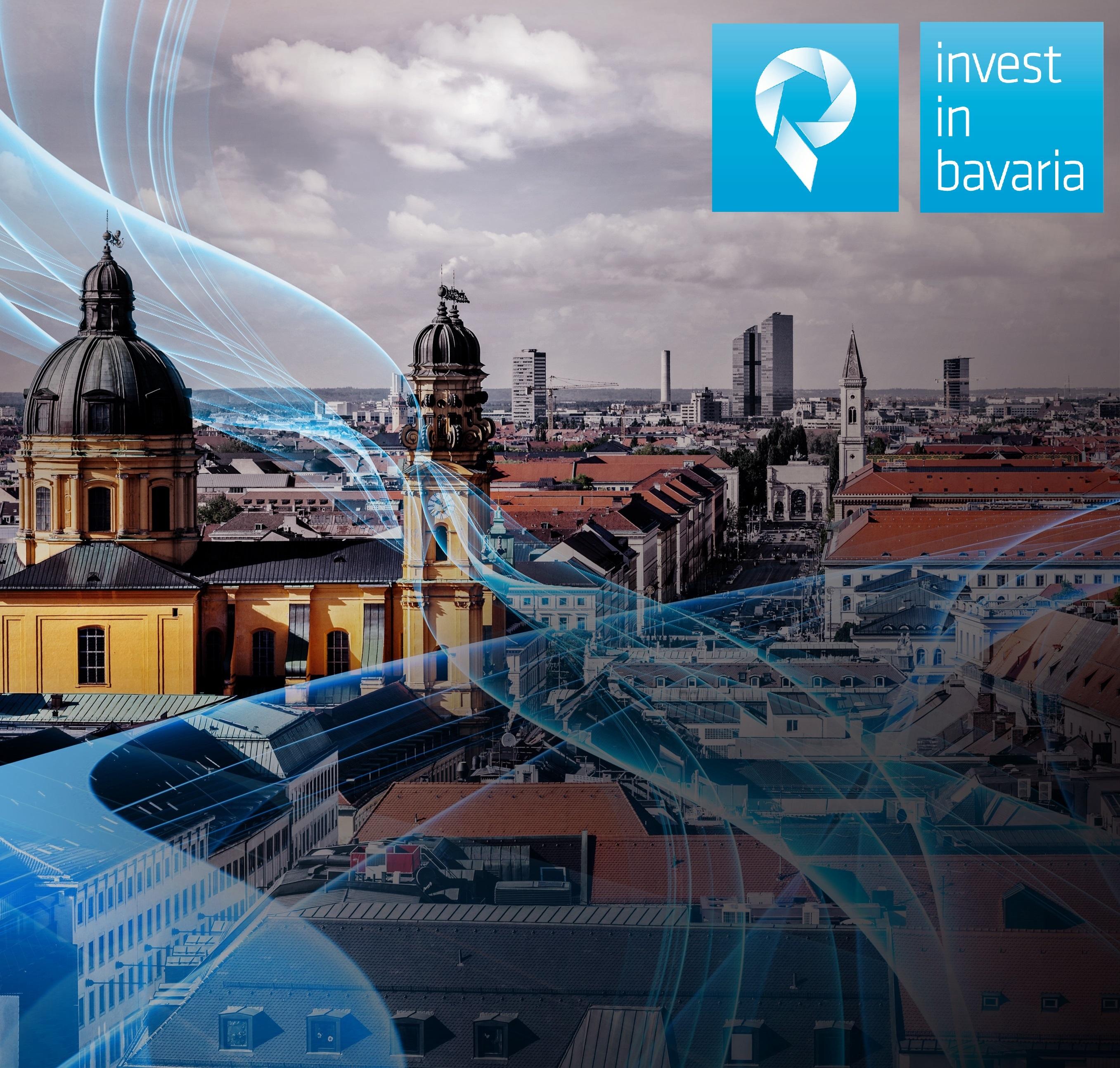 Invest in Bavaria-US Podcast show art