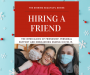 Artwork for Hiring a Friend. The intricacies of friendship, personal support and onboarding during Covid-19,
