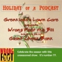 Artwork for EP077--Holiday of a Podcast