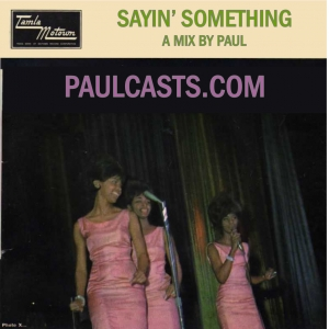 Sayin' Something