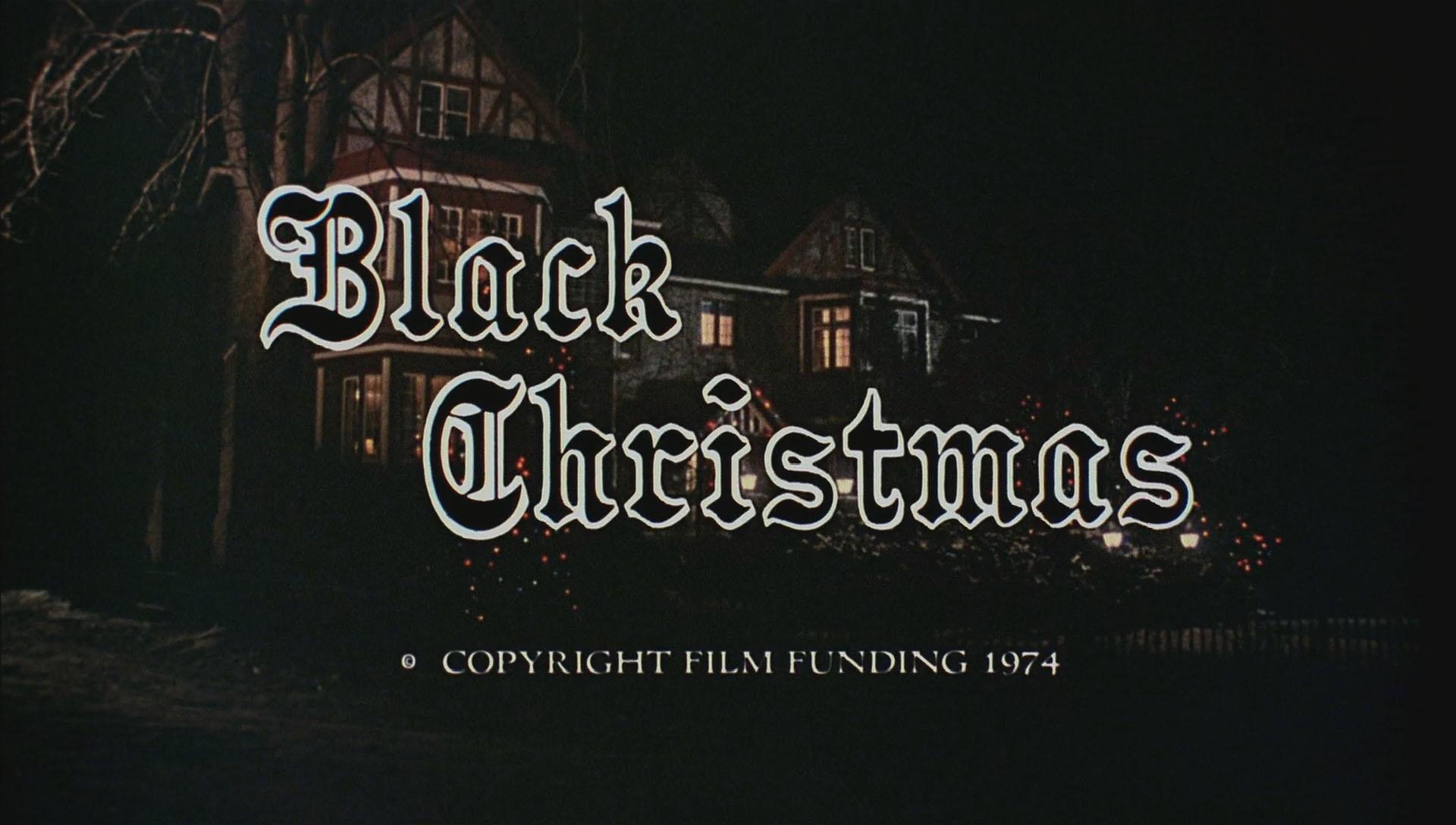12. Black Christmas & 30 Days of Night - Winter Horror Part I