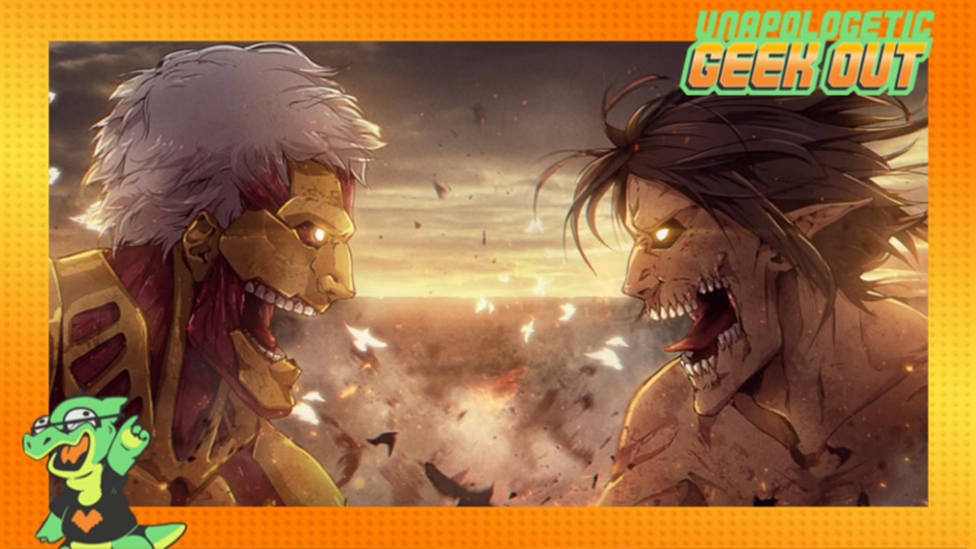 UGO EP 90 Attack On Titan Season 2