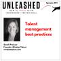 Artwork for 321. Sarah Preisser on talent management