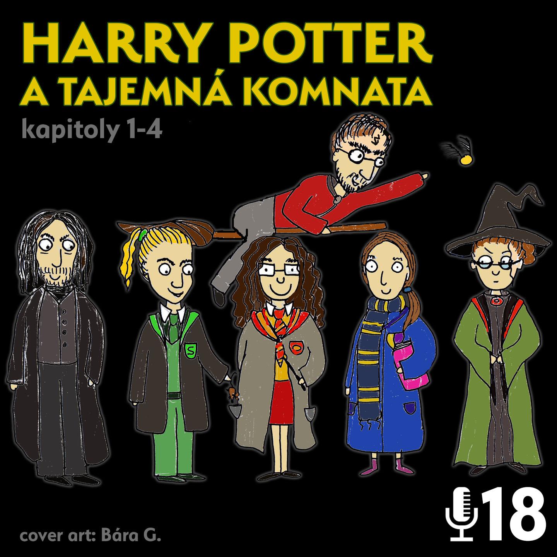 Epizoda 18 - Harry Potter 2.1