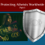 Artwork for Protecting Atheists Worldwide 🛡️ Part 1