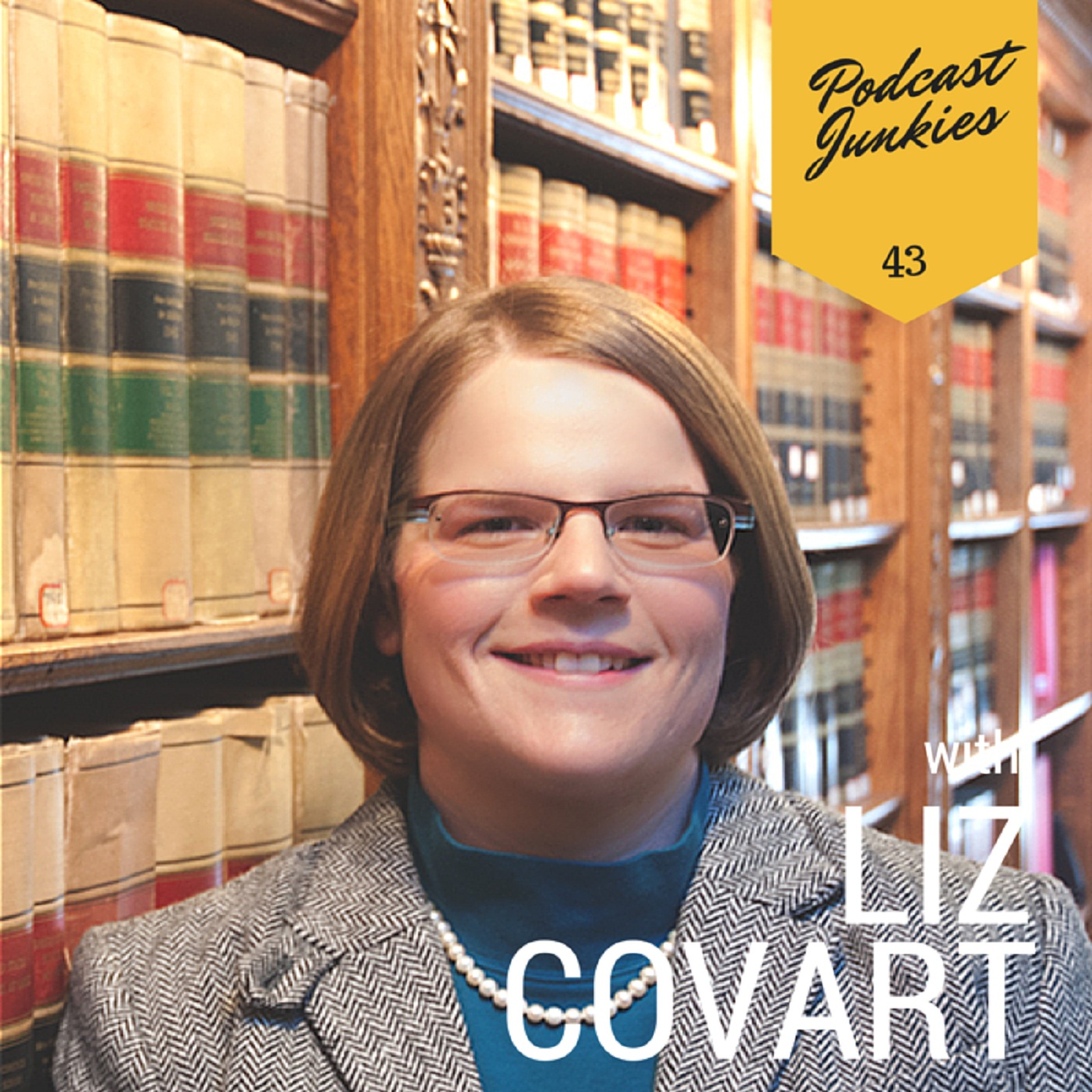 043 Liz Covart | The Present Always Colors How We View The Past