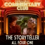 Artwork for COMMENTARY CLUB - Minisode 010 - All Four One