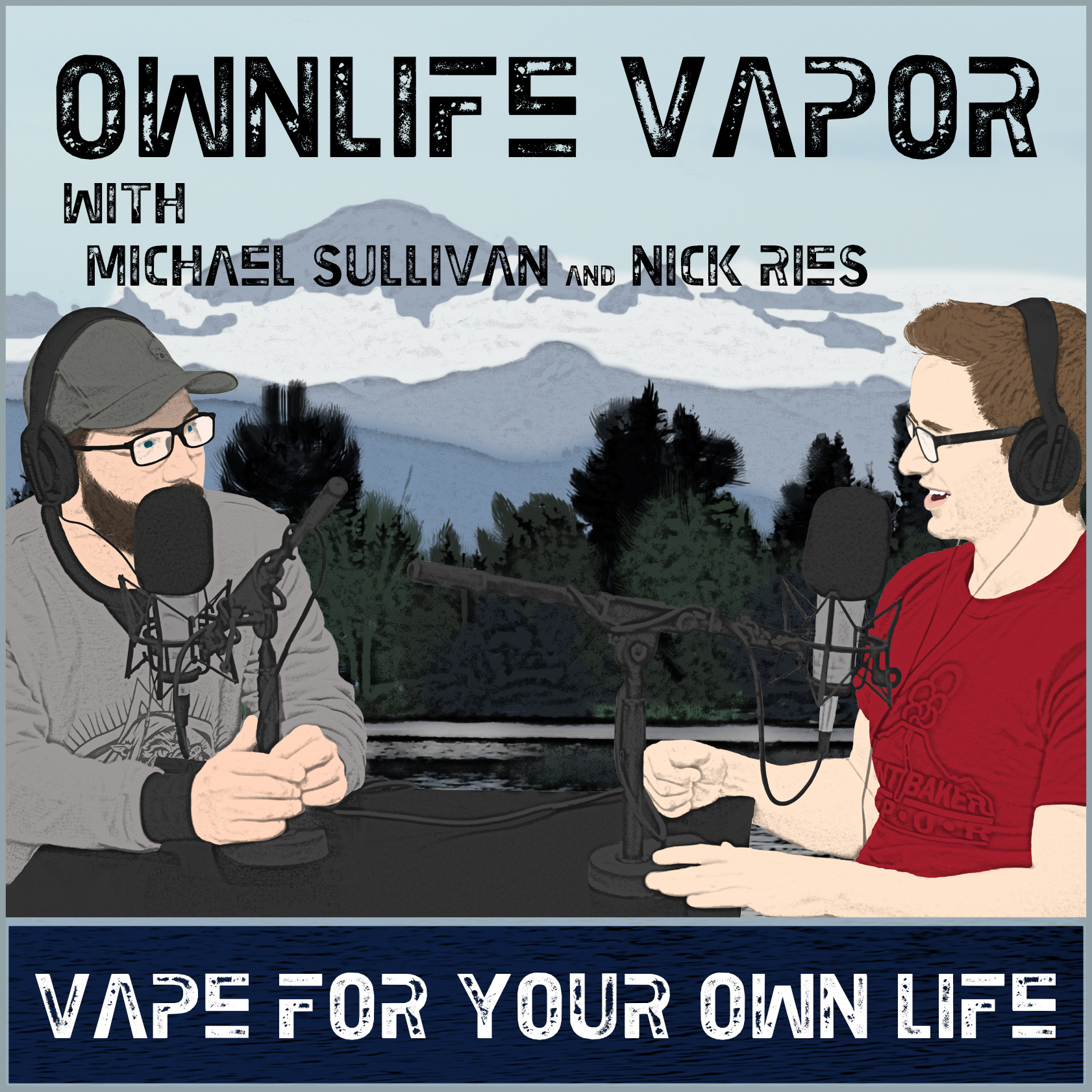 Episode 34 - E-Cigarette Branding & Public Perception/Knowledge