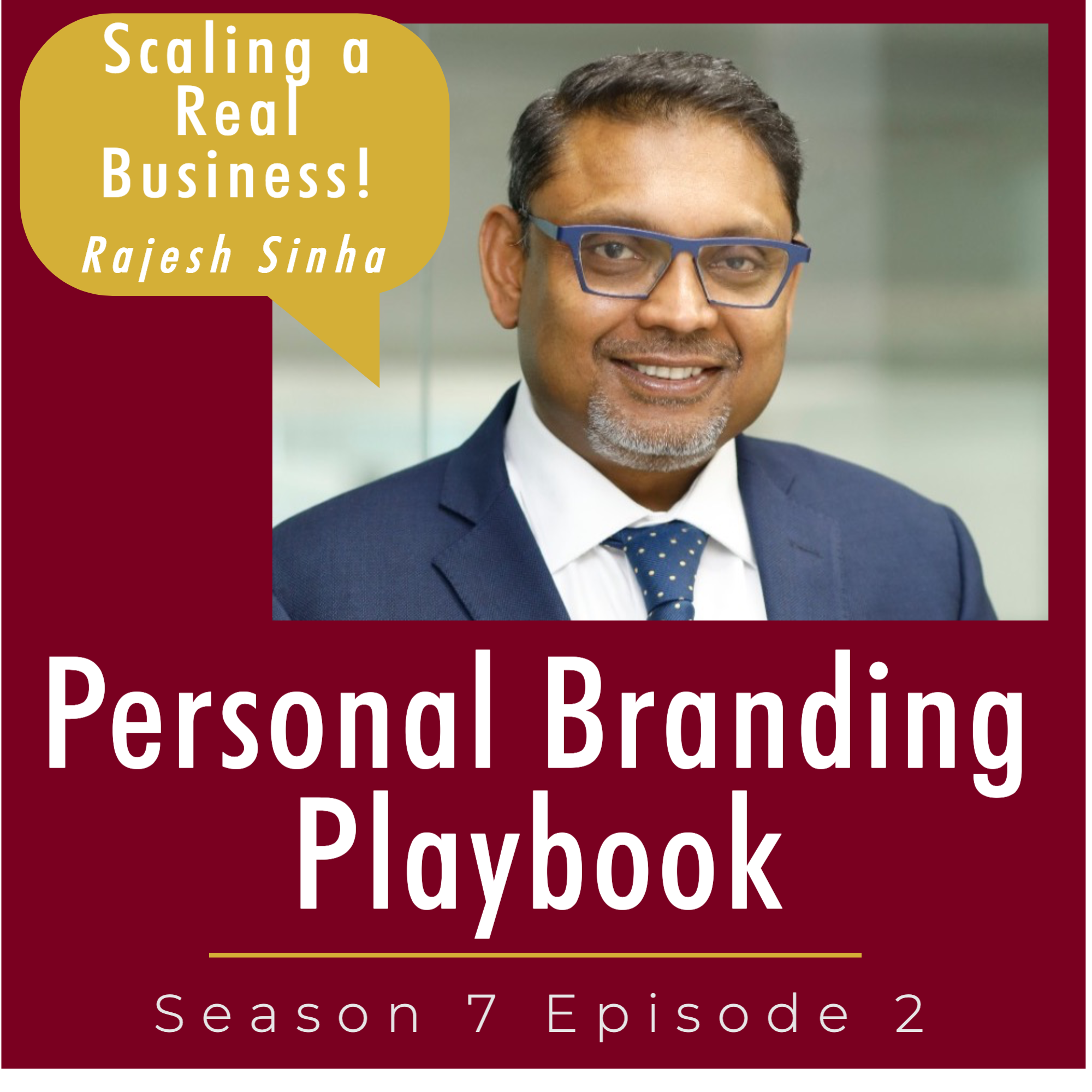 Scaling a Real Business ft. Rajesh Sinha
