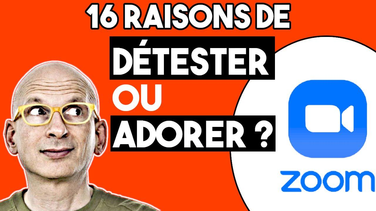 PODCAST 249 - Seth Godin : 16 raisons d'aimer ou de détester ZOOM !