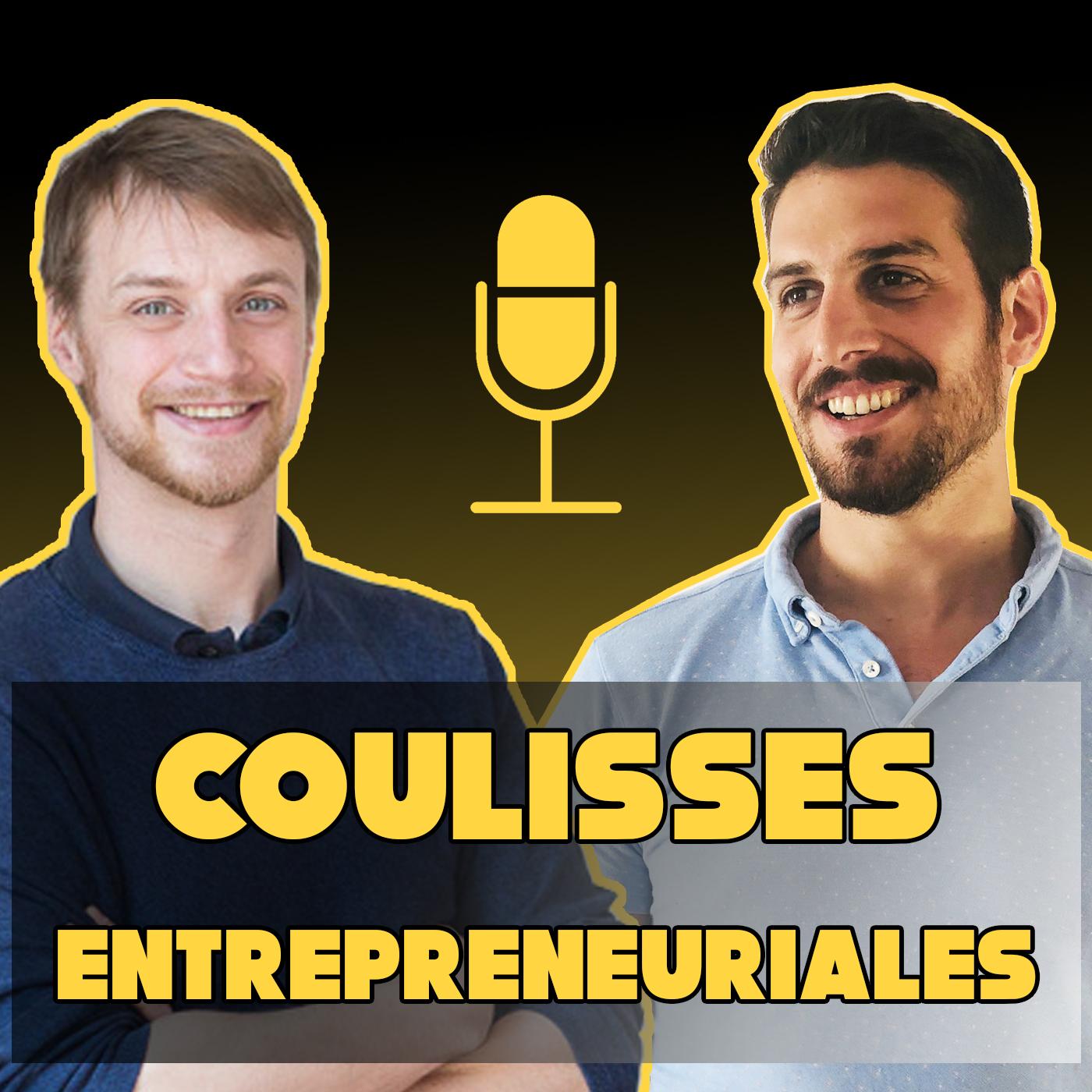 Coulisses Entrepreneuriales show art