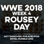 Artwork for WWE 2018 Week 4 Rousey Day