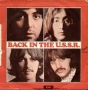 Artwork for The Beatles - Back in the USSR  - Time Warp Song of The Day