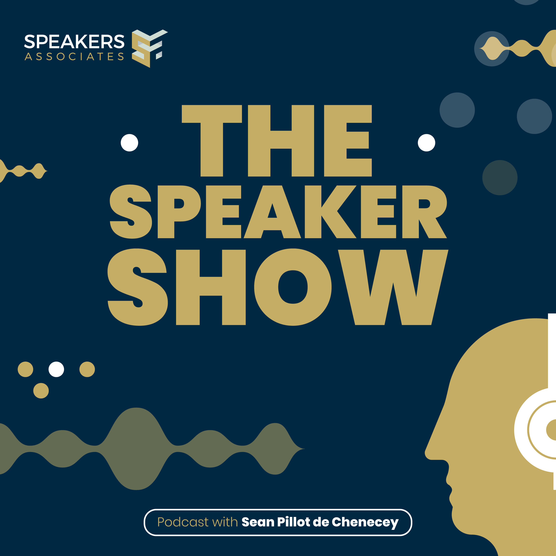 The Speaker Show show art