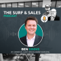 Artwork for S1E43 - I am a unicorn! I always wanted to been in sales! Ben Simms VP of Commercial Client Services of Market Source