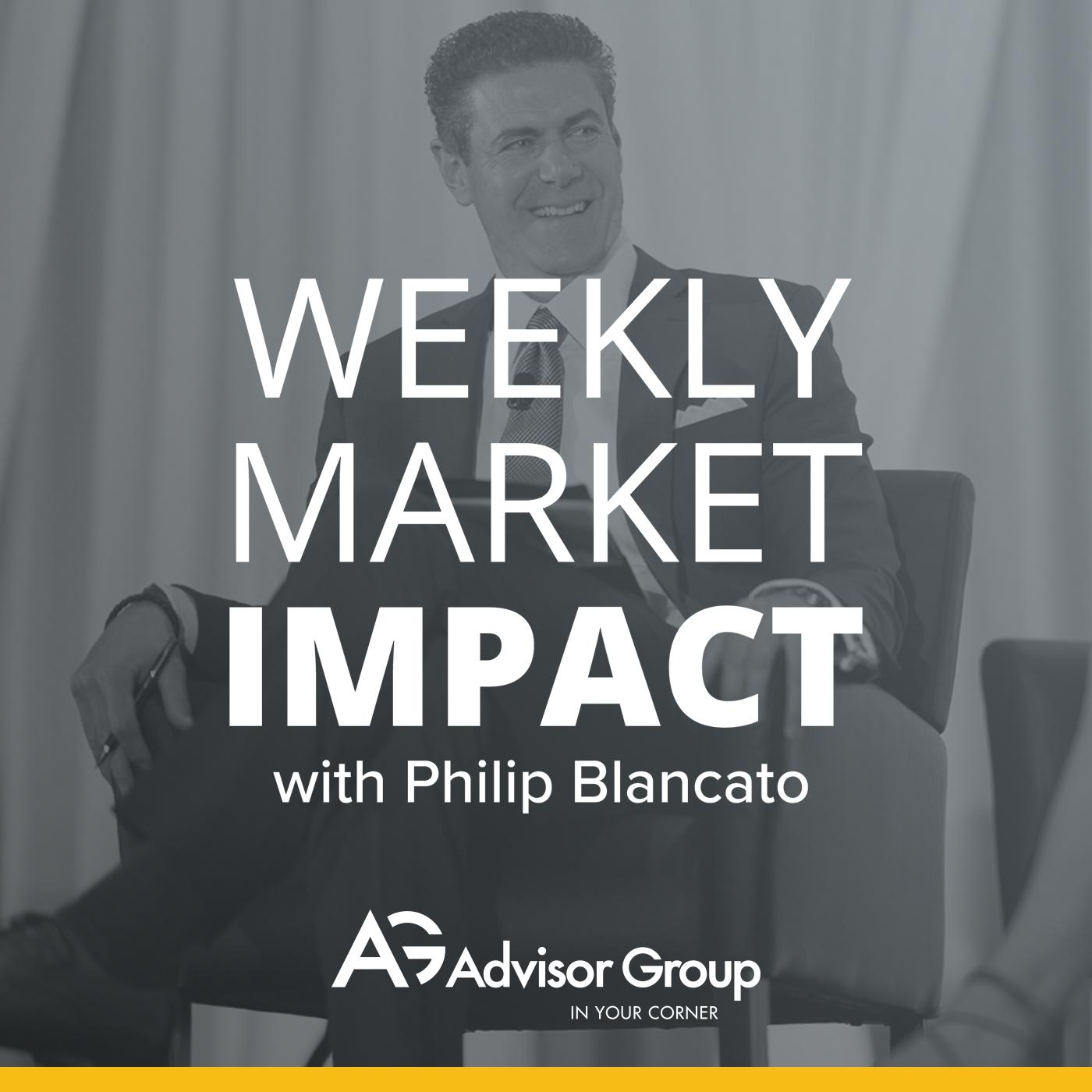 Weekly Market Impact show art