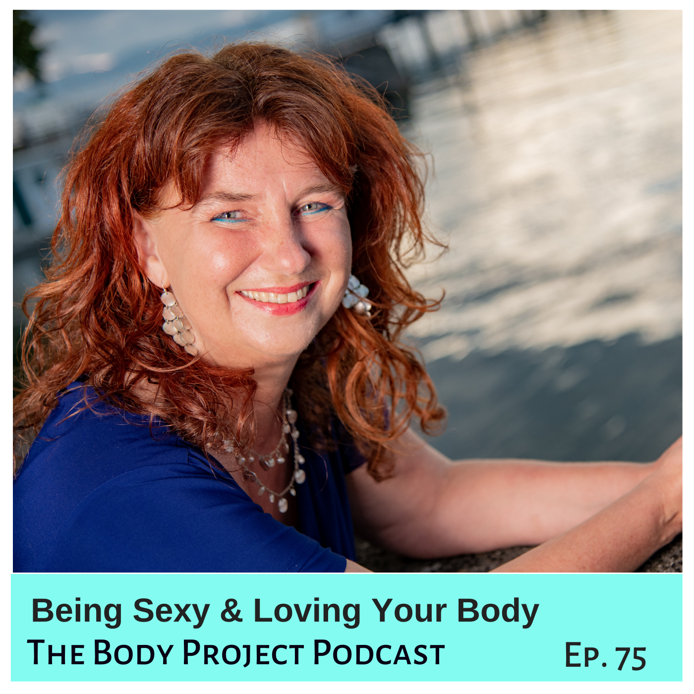 Artwork for 75// Being Sexy and Loving Your Body with Ute Benecke