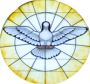 Artwork for RCIA Holy Spirit Dave Mangan 2016