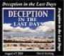 Artwork for Deception About Israel - David Hocking