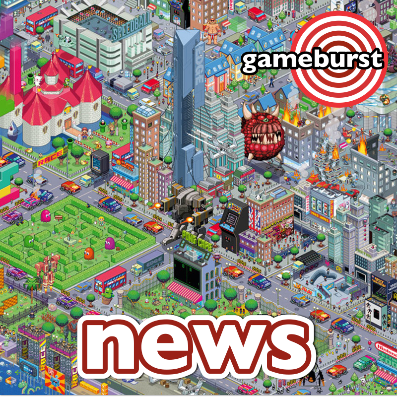 GameBurst News - 22nd September 2013