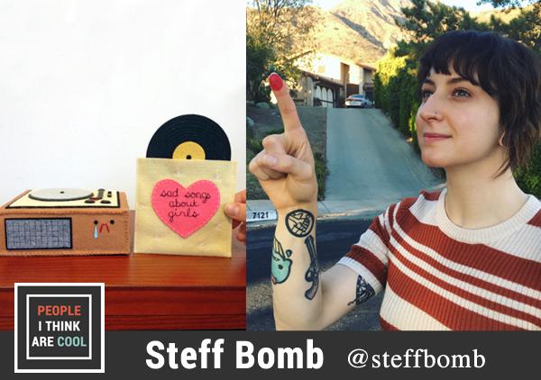 Ep. 82 Steff Bomb