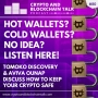 Artwork for Hot Wallets? Cold Wallets? No Idea? Listen Here! #80