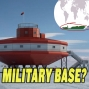 Artwork for #132 Secret Chinese Military Bases in Antarctica? | Alex Gray